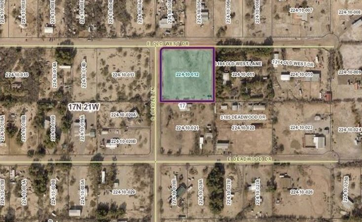 3154 E Old West Dr, Mohave Valley, AZ, 86440